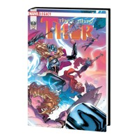 THOR BY JASON AARON & RUSSELL DAUTERMAN HC VOL 03 - Jason Aaron
