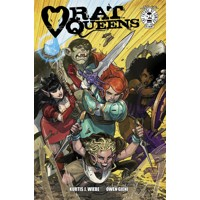 RAT QUEENS #1 až 5 - Owen Gieni