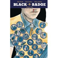 BLACK BADGE HC VOL 01 - Matt Kindt