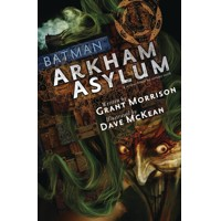 ABSOLUTE BATMAN ARKHAM ASYLUM HC 30TH ANNIV ED - Grant Morrison