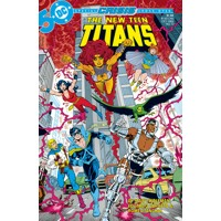 NEW TEEN TITANS TP VOL 10 - Mary Wolfman