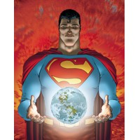 ALL STAR SUPERMAN DC MODERN CLASSICS HC - Grant Morrison