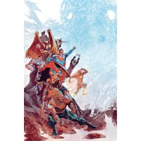 JUSTICE LEAGUE AQUAMAN DROWNED EARTH HC - Scott Snyder, James TynionIV, Dan Ab...