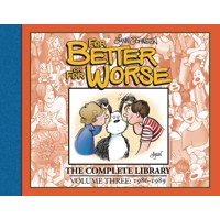 FOR BETTER OR FOR WORSE COMP LIBRARY HC VOL 03 - Lynn Johnston