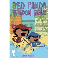 RED PANDA & MOON BEAR TP VOL 01 - Jarod Rosello