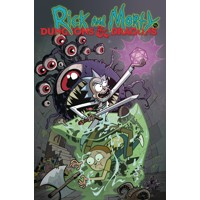 RICK AND MORTY VS DUNGEONS & DRAGONS TP - Patrick Rothfuss, Jim Zub