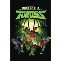 TMNT RISE OF THE TMNT TP VOL 01 - Matthew K. Manning