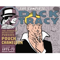 COMPLETE CHESTER GOULD DICK TRACY HC VOL 26 - Chester Gould