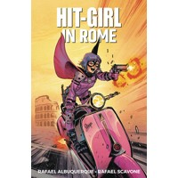 HIT-GIRL TP VOL 03 ROME (MR) - Rafael Scavone