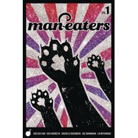 MAN-EATERS TP VOL 01 - Chelsea Cain