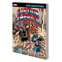 CAPTAIN AMERICA EPIC COLLECTION TP SUPERIA STRATAGEM - Mark Gruenwald, Fabian ...