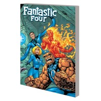FANTASTIC FOUR COMPLETE COLLECTION TP VOL 01 HEROES RETURN - Scott Lobdell, Ch...