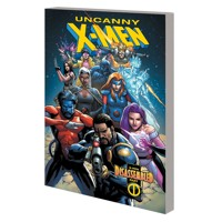 UNCANNY X-MEN TP VOL 01 X-MEN DISASSEMBLED - Ed Brisson, Kelly Thompson, Matth...