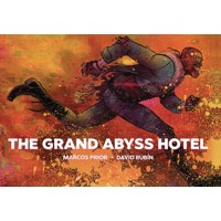GRAND ABYSS HOTEL ORIGINAL GN HC (MR) - Marcos Prior