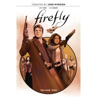 FIREFLY HC VOL 01 UNIFICATION WAR - Greg Pak