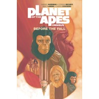 PLANET OF APES BEFORE FALL OMNIBUS TP - Corinna Bechko, Damian Couceiro