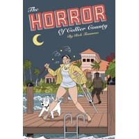 HORROR OF COLLIER COUNTY HC - Rich Tommaso