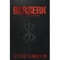 BERSERK DELUXE EDITION HC VOL 02 (MR) - Kentaro Miura