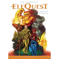 COMPLETE ELFQUEST TP VOL 06 - Wendy Pini, Richard Pini