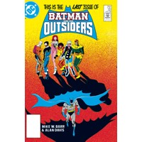 BATMAN & THE OUTSIDERS HC VOL 03 - Mike W. Barr