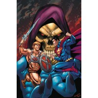 INJUSTICE VS MASTERS OF THE UNIVERSE HC - Tim Seeley