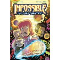 IMPOSSIBLE INCORPORATED TP - J.M DeMatteis