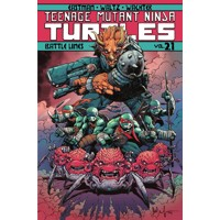 TMNT ONGOING TP VOL 21 BATTLE LINES - Kevin Eastman, Tom Waltz