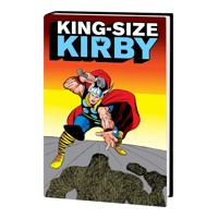 KIRBY IS MIGHTY KING SIZE HC - Stan Lee