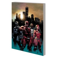 MARVEL KNIGHTS 20TH TP - Donny Cates, Matthew Rosenberg, More