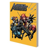 SECRET AVENGERS BY REMENDER TP COMPLETE COLLECTION - Rick Remender
