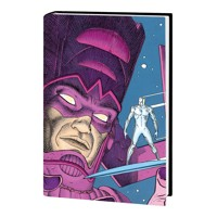 SILVER SURFER HC PARABLE 30TH ANNIVERSARY ED - Stan Lee