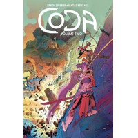 CODA TP VOL 02 - Si Spurrier