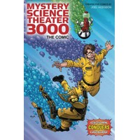 MYSTERY SCIENCE THEATER 3000 TP COMIC - Joel Hodgson, Harold Buchholz, More