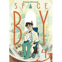 STEPHEN MCCRANIES SPACE BOY TP VOL 04 - McCranie, Stephen