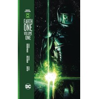 GREEN LANTERN EARTH ONE TP VOL 01 - Gabriel Hardman, Corinna Bechko