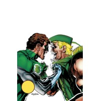 GREEN LANTERN GREEN ARROW HARD TRAVELING HEROES TP NEW ED - Dennis O'Neil, Ell...
