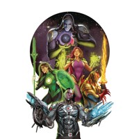 JUSTICE LEAGUE ODYSSEY TP VOL 01 THE GHOST SECTOR - Joshua Williamson