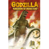 GODZILLA KINGDOM OF MONSTERS TP - Eric Powell, Tracy Marsh, Jason Ciaramella