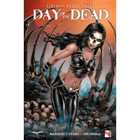 GFT DAY OF THE DEAD TP VOL 01 - Dawn P. Marquez