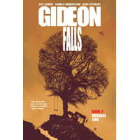GIDEON FALLS TP VOL 02 ORIGINAL SINS (MR) - Jeff Lemire
