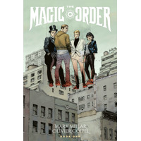 MAGIC ORDER TP VOL 01 (MR) - Mark Millar