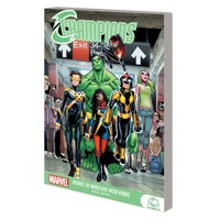 CHAMPIONS GN TP WE STILL NEED HEROES - Mark Waid