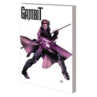 GAMBIT KING THIEVES COMPLETE COLLECTION TP - James Asmus