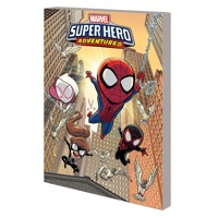 MARVEL SUPER HERO ADVENTURES GN TP SPIDER-MAN - Daniel Kibblesmith, Jeff Loven...