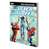 SILVER SURFER EPIC COLLECTION TP INNER DEMONS - J.M DeMatteis, Glenn Greenberg...