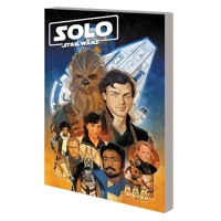SOLO TP STAR WARS STORY ADAPTATION - Robbie Thompson