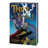 THOR AND LOKI HC BLOOD BROTHERS NEW PTG - Robert Rodi, J. Michael Straczynski,...