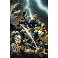 BATMAN AND THE OUTSIDERS #1 - Bryan Hill