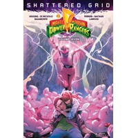 MIGHTY MORPHIN POWER RANGERS TP VOL 07 - Kyle Higgins