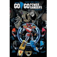 GO GO POWER RANGERS TP VOL 04 - Ryan Parrott